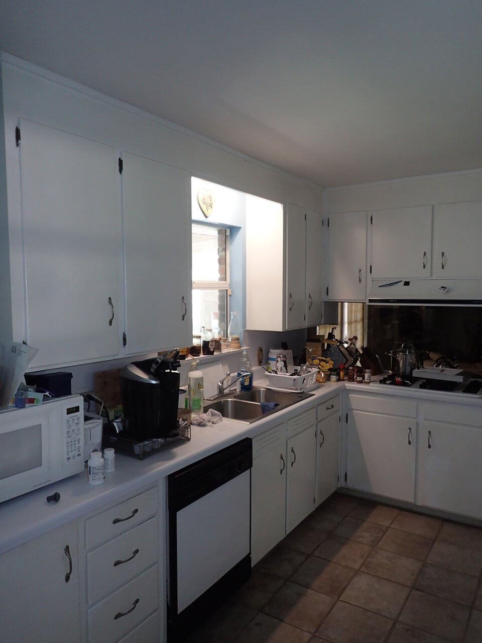 tiny kitchen
